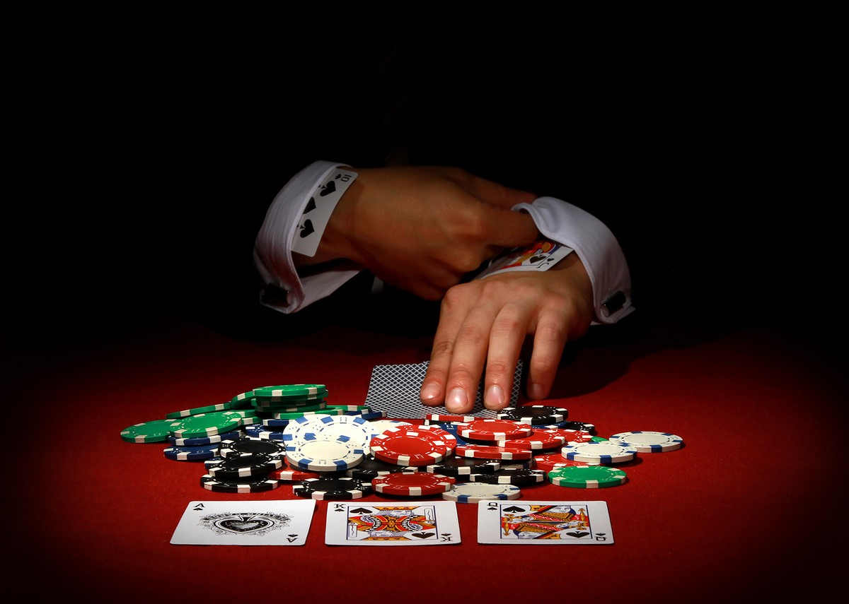 Poker: Luck Or Even Skill