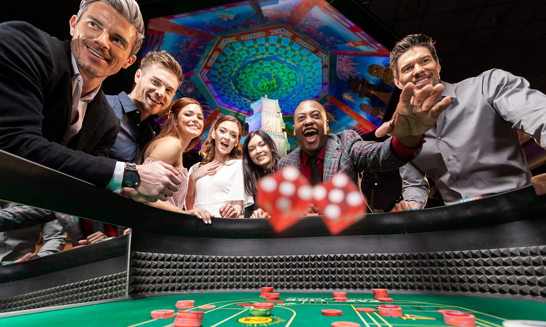 Casino gamer with the leading rating