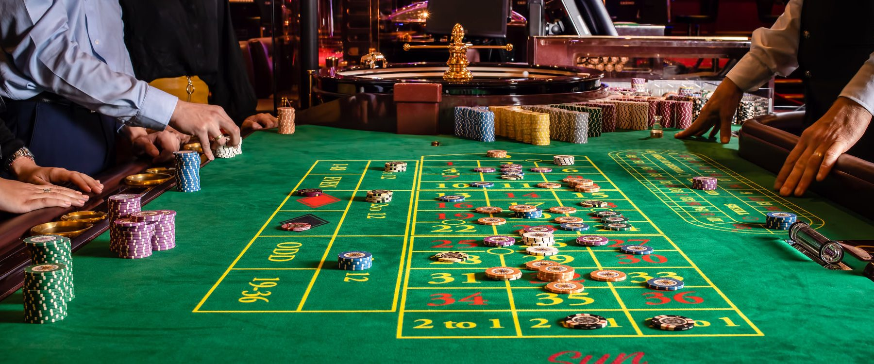 Fulfil the expectations about the profitable roulette gambling activities