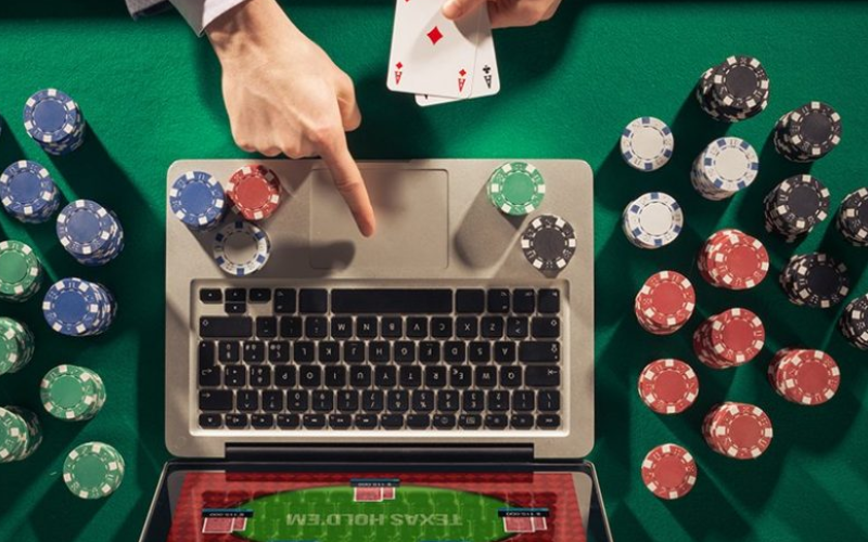 To Purchase A Check-raise Once You Play Poker Online India