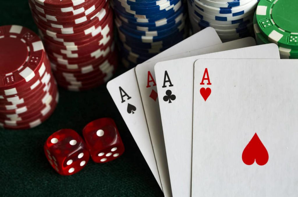 Constructing a 1-million Poker Game For'Live in the Cycle - Los Angeles Times