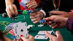 Pro Poker Players Gambling With Their Lives