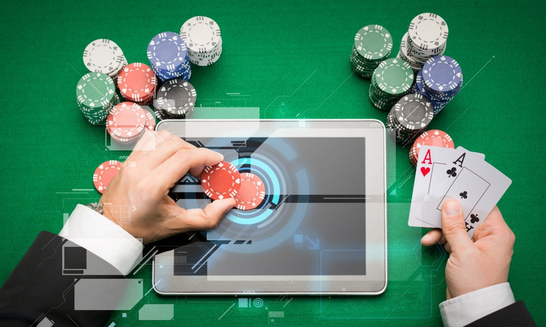 Online Poker A Great Comeback Story