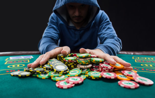 Seven Most Well Guarded Truth About Casino