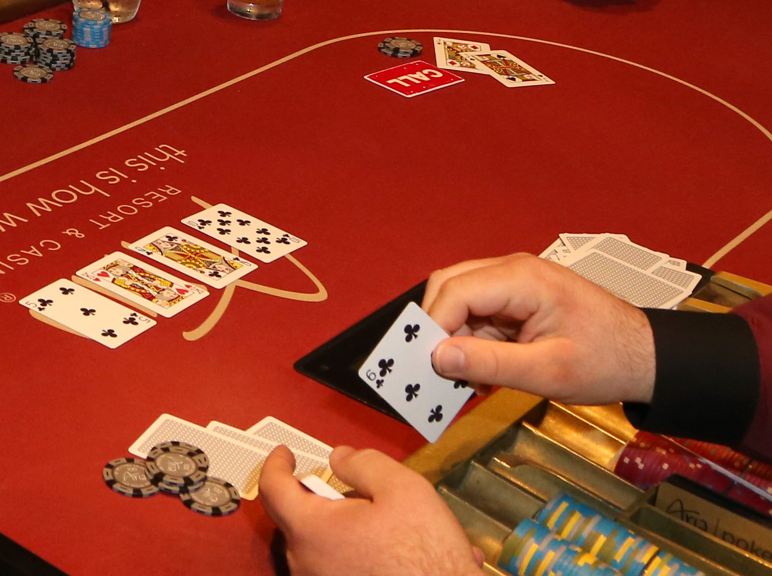 Get Higher Online Casino Outcomes By Following Simple Steps