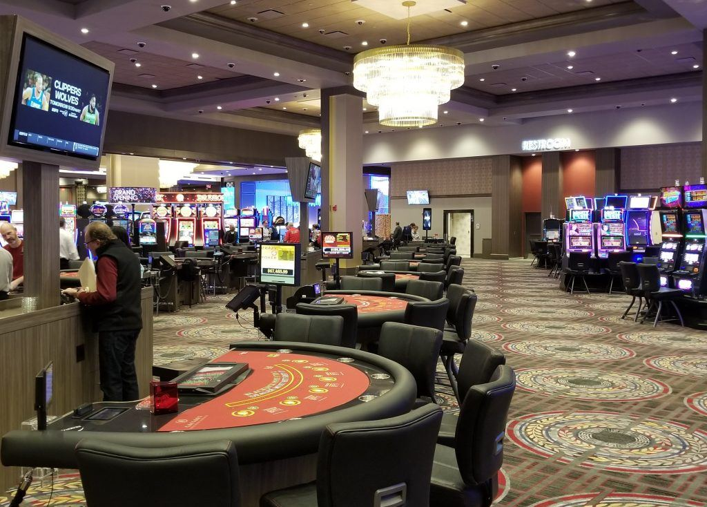 The Good, The Unhealthy, And Casino